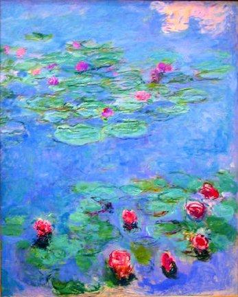 Monet's Passionate Art
